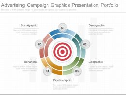 Ppt Advertising Campaign Graphics Presentation Portfolio