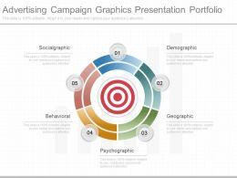 Ppt Advertising Campaign Graphics Presentation Portfolio