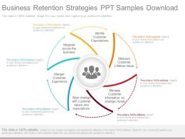 Ppt Business Retention Strategies Ppt Samples Download