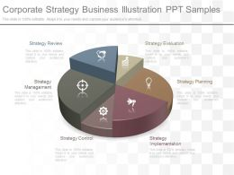 Ppt Corporate Strategy Business Illustration Ppt Samples