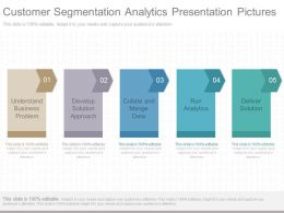 Ppt Customer Segmentation Analytics Presentation Pictures