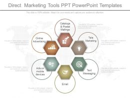 Ppt Direct Marketing Tools Ppt Powerpoint Templates