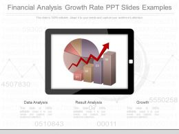 Ppt Financial Analysis Growth Rate Ppt Slides Examples