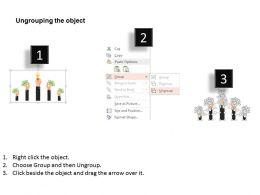 ppt Financial Idea Sharing Analysis Diagram Flat Powerpoint Design