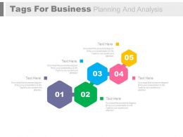 ppt_five_tags_for_business_planning_and_analysis_flat_powerpoint_design_Slide01