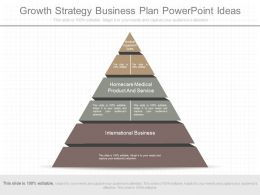 Ppt Growth Strategy Business Plan Powerpoint Ideas