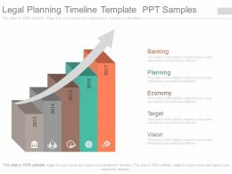 Ppt Legal Planning Timeline Template Ppt Samples