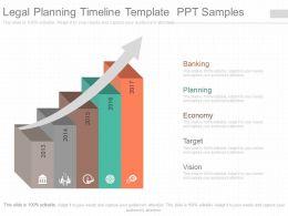 Ppt Legal Planning Timeline Template Ppt Samples