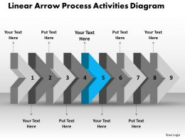 ppt_linear_arrow_process_activities_diagram_business_powerpoint_templates_9_stages_Slide07
