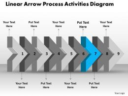 ppt_linear_arrow_process_activities_diagram_business_powerpoint_templates_9_stages_Slide09