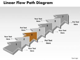 ppt_linear_flow_path_ishikawa_diagram_powerpoint_template_business_templates_7_stages_Slide04