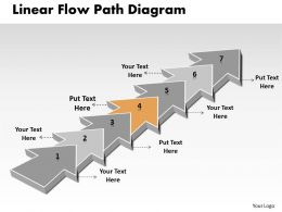 ppt_linear_flow_path_ishikawa_diagram_powerpoint_template_business_templates_7_stages_Slide05