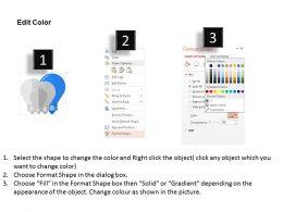 7447406 Style Concepts 1 Leadership 4 Piece Powerpoint Presentation Diagram Template Slide