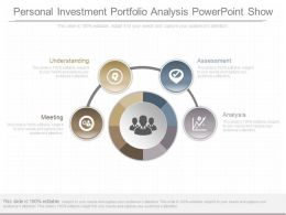 Ppt Personal Investment Portfolio Analysis Powerpoint Show