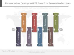 Ppt Personal Values Development Ppt Powerpoint Presentation Templates