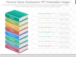 Ppt Personal Values Development Ppt Presentation Images