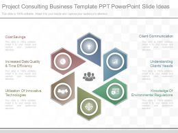 Ppt Project Consulting Business Template Ppt Powerpoint Slide Ideas