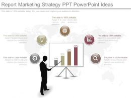 Ppt Report Marketing Strategy Ppt Powerpoint Ideas