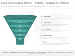 ppt_sales_effectiveness_review_template_presentation_portfolio_Slide01