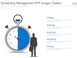 Ppt Scheduling Management Ppt Images Gallery