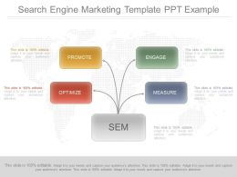 Ppt Search Engine Marketing Template Ppt Example
