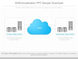 ppt_wan_acceleration_ppt_sample_download_Slide01