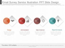 Ppts E Mail Survey Service Illustration Ppt Slide Design