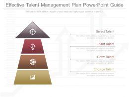 Ppts Effective Talent Management Plan Powerpoint Guide