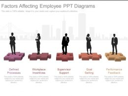 Ppts Factors Affecting Employee Ppt Diagrams