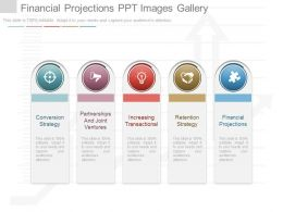 Ppts Financial Projections Ppt Images Gallery