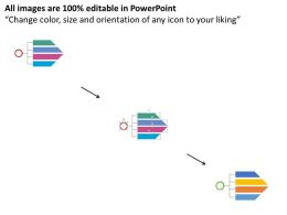 ppts_four_staged_chart_for_business_target_analysis_flat_powerpoint_design_Slide02