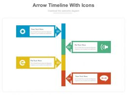 ppts_four_text_arrow_timeline_with_icons_flat_powerpoint_design_Slide01