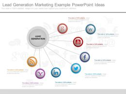 Ppts Lead Generation Marketing Example Powerpoint Ideas
