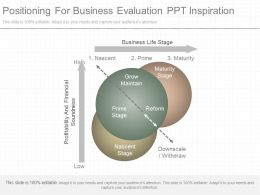 Ppts Positioning For Business Evaluation Ppt Inspiration