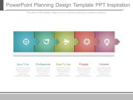 Ppts Powerpoint Planning Design Template Ppt Inspiration