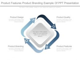 Ppts Product Features Product Branding Example Of Ppt Presentation