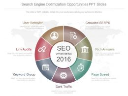 Ppts Search Engine Optimization Opportunities Ppt Slides