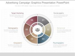 Pptx Advertising Campaign Graphics Presentation Powerpoint