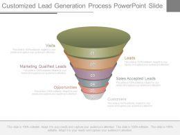 pptx_customized_lead_generation_process_powerpoint_slide_Slide01