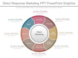 Pptx Direct Response Marketing Ppt Powerpoint Graphics