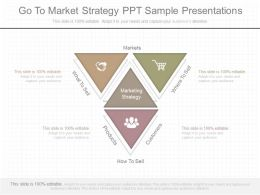 Pptx Go To Market Strategy Ppt Sample Presentations