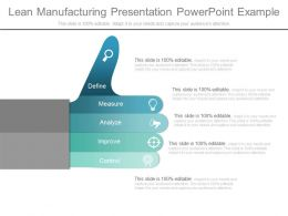 Pptx Lean Manufacturing Presentation Powerpoint Example