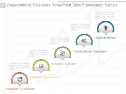 Pptx Organizational Objectives Powerpoint Slide Presentation Sample