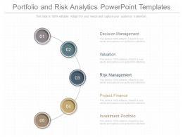 pptx_portfolio_and_risk_analytics_powerpoint_templates_Slide01