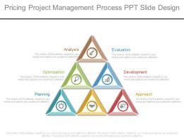 Pptx Pricing Project Management Process Ppt Slide Design