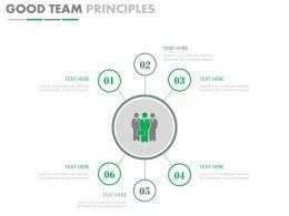 pptx_six_staged_good_team_principles_diagram_flat_powerpoint_design_Slide01