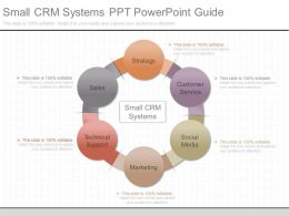 Pptx Small Crm Systems Ppt Powerpoint Guide