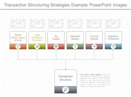 Pptx Transaction Structuring Strategies Example Powerpoint Images