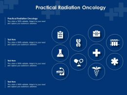 Practical Radiation Oncology Ppt Powerpoint Presentation Ideas Diagrams