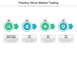 Practice Stock Market Trading Ppt Powerpoint Presentation Professional Example Introduction Cpb